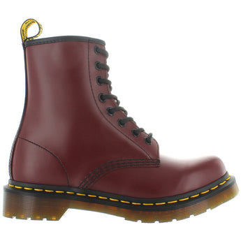 Dr. Martens 1460W 8-Eye - Cherry Red Leather Core Boot