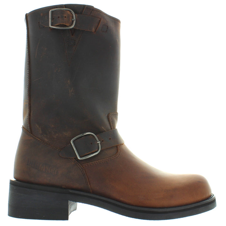 Durango Engineer - Gaucho Leather Tall Engineer Boot