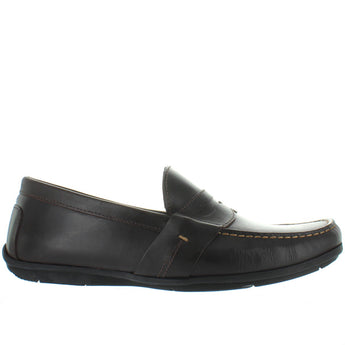 Eastland Pensacola - Dark Brown Leather Driving Moc