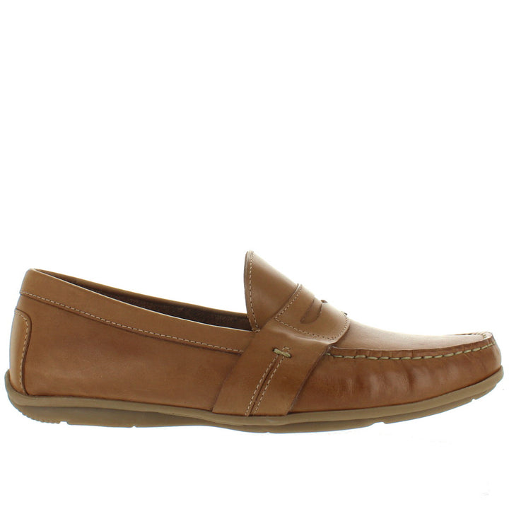 Eastland Pensacola - Camel Leather Driving Moc