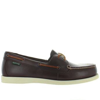 Eastland Seaquest - Dark Brown Leather Boat Shoe
