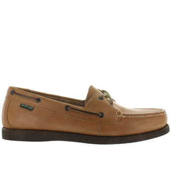 Eastland Seaquest - Tan Leather Boat Shoe