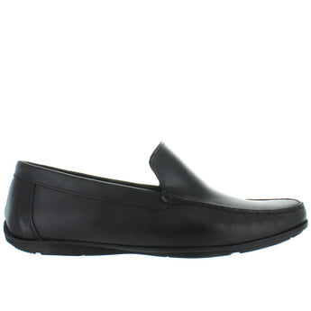 Eastland Talladega - Black Leather Plain Driving Moc