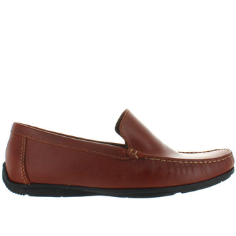 Eastland Talladega - Peanut Leather Plain Driving Moc