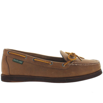 Eastland Yarmouth - Natural Leather Boat Shoe