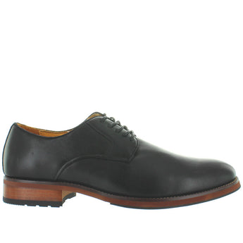 Florsheim Blaze Plain Ox - Black Leather Plain Toe Oxford