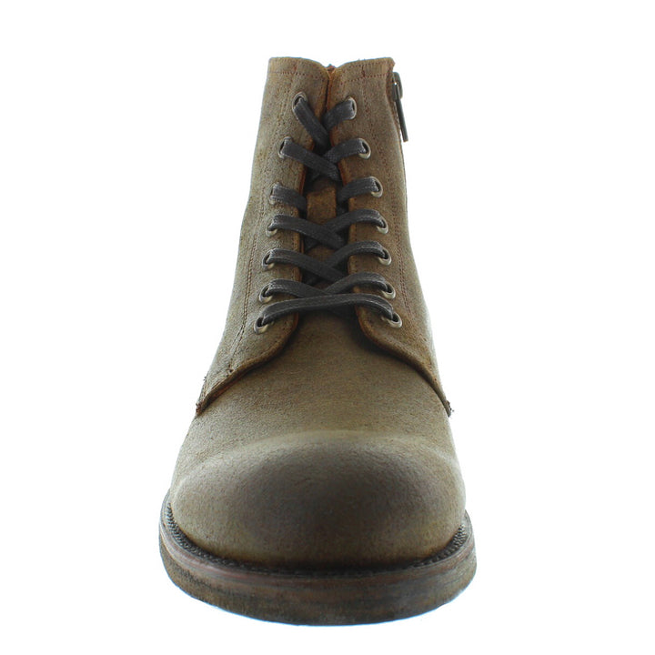 672a56b3d0a Frye Boot Bowery Lace Up - Chestnut Leather Lace High-Top Boot ...