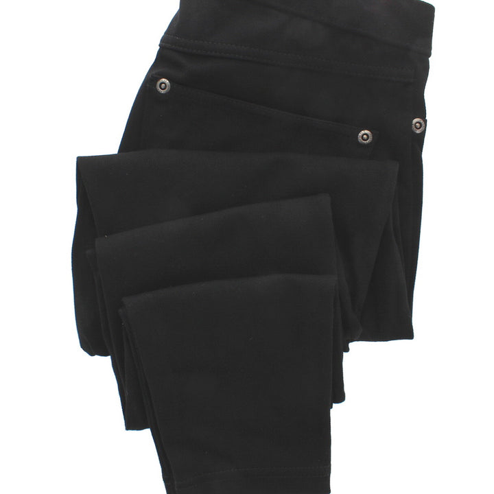 Hue Super Smooth Denim Legging - Black Denim Leggings