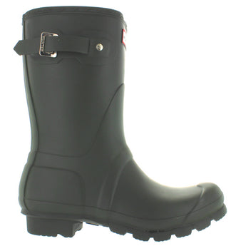 Hunter Original Short - Matte Dark Olive Rain Boot