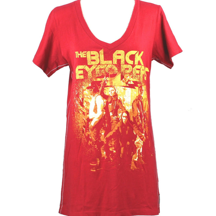 Trunk Black Eyed Peas - Red Multi Graphic Tee