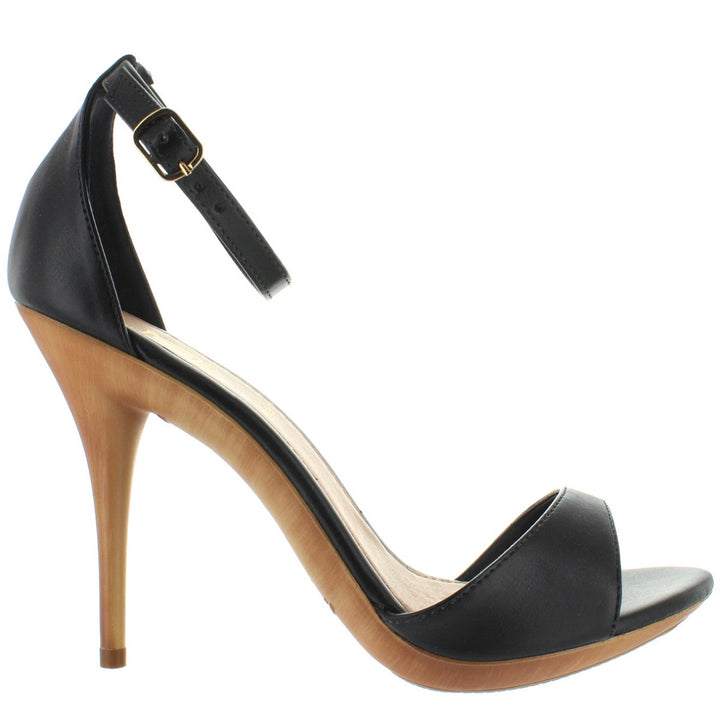 Makers Carioca 1 - Black Stiletto Sandal