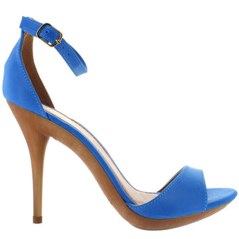 Makers Carioca 1 - Blue Stiletto Sandal