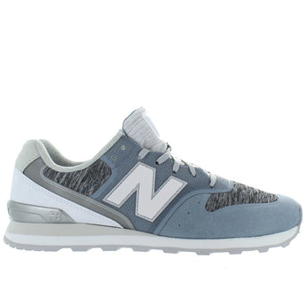 New Balance 696 - Grey/White Running Sneaker