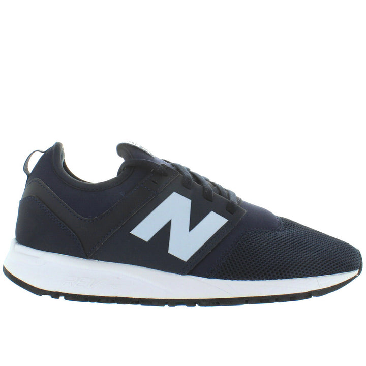 New Balance 247 - Navy Mesh Slip-On Lifestyle Sneaker