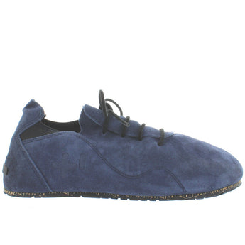 OTZ Shoes OTZ Superslick - Navy/Black Suede Comfort Shoe