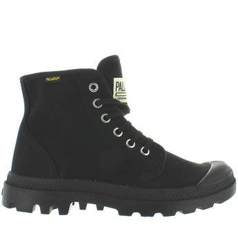 Palladium Pampa Hi Originale - Black Canvas High-Top Boot
