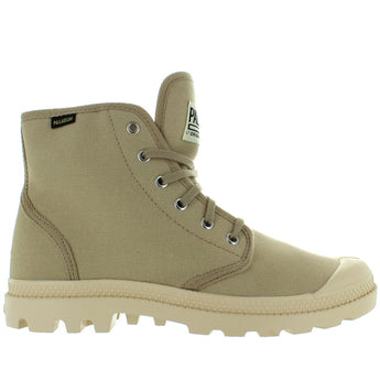 Palladium Pampa Hi Originale - Sahara/Ecru Canvas Boot