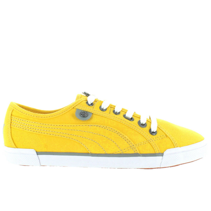 Puma Corsica - Dandelion Canvas Low-Top Slim Lace Sneaker