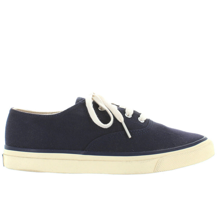 Sperry Top-Sider 75th Anniversary CVO - Navy Canvas Deck Sneaker