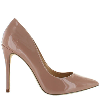 Steve Madden Daisie - Dark Blush Patent Stiletto Pump