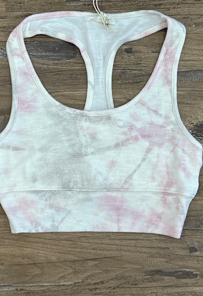 Z Supply - Sia Tie-Dye Tank Bra Bone