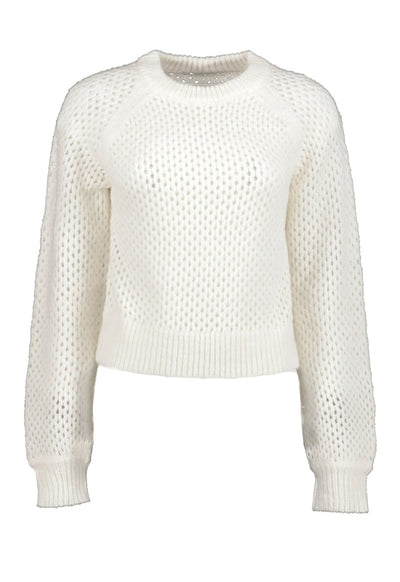 Bishop & Young - Brooke Pullover Sweater White