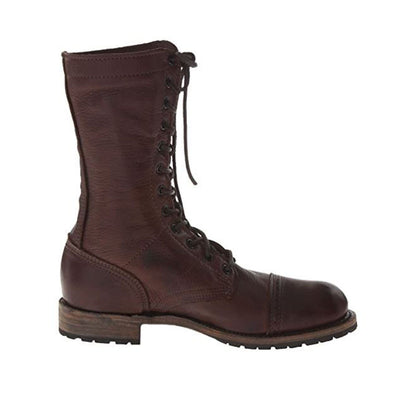 Vintage Molly Boot - Chocolate