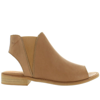 Musse & Cloud Ciara - Cue Leather Pull-On Sandal Bootie