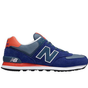 New Balance 574 Classic- Blue Running Sneakers