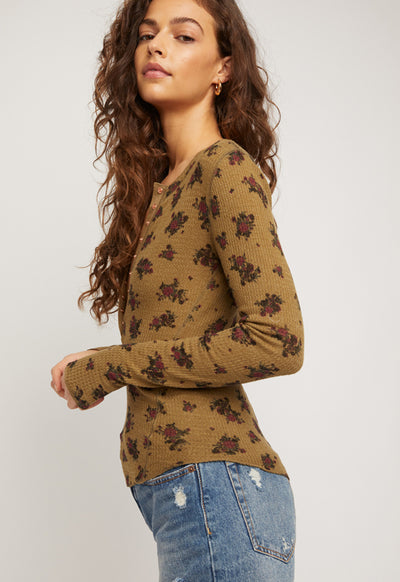 Free People - One of the Girls Army Combo