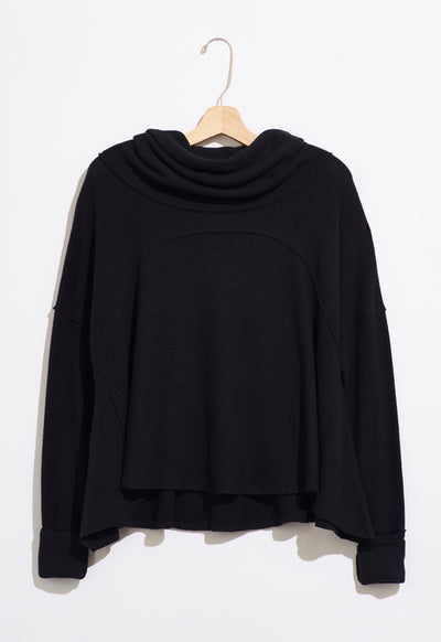 Free People - Cozy Time Thermal Black