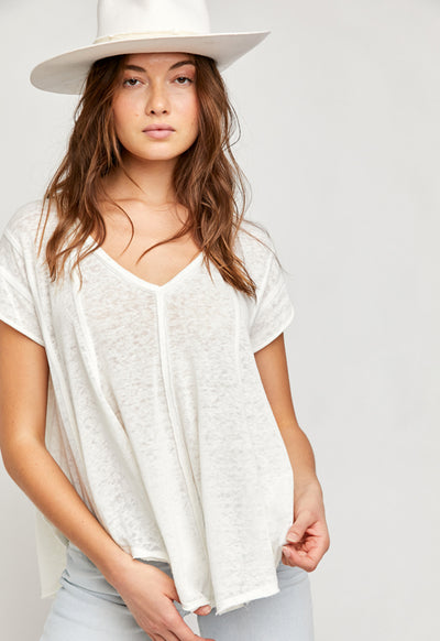 Free People - Sammie Tee Diamond