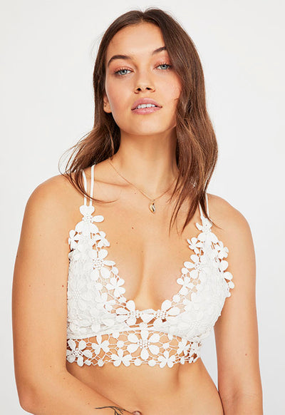 Free People - Ivory Miss Dazie Bralette