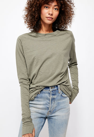 Free People - Arden Tee Army