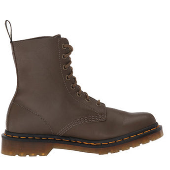 Dr Martens Pascal- 8-Eye Grenade Green Boot