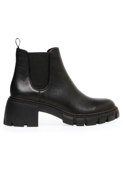 Steve Madden - Howler Black Leather