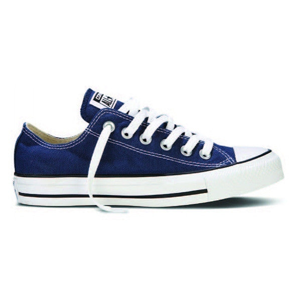 Converse Chuck Taylor Low - Navy Canvas Low-top Sneaker
