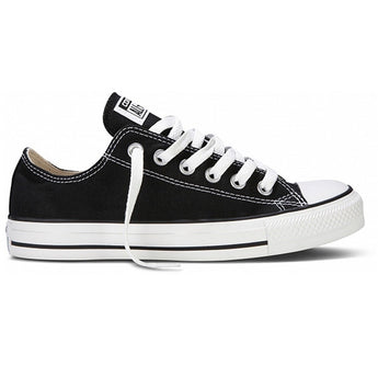 Converse Chuck Taylor Low - Black Canvas Low-top Sneaker