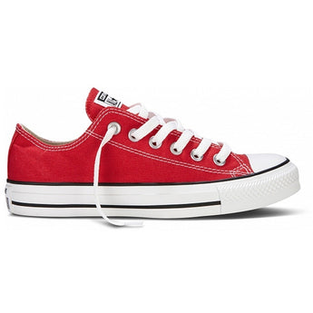 Converse Chuck Taylor Low - Red Canvas Low-top Sneaker