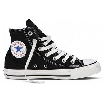 Converse Chuck Taylor High Top - Black Canvas Sneaker