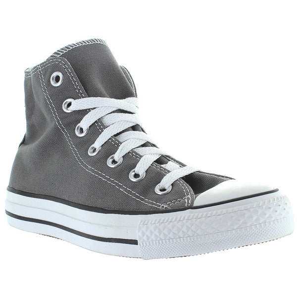 71969d8035270c ... Converse All Star Chuck Taylor High - Charcoal Canvas High-Top Sneaker  ...