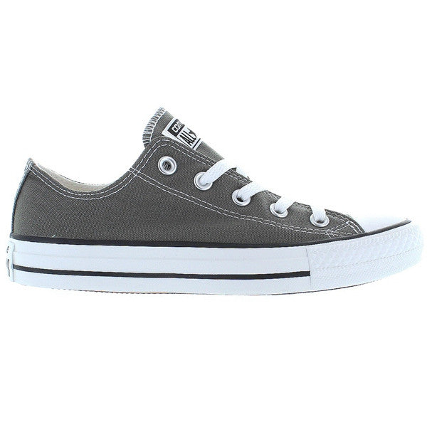 Converse All Star Chuck Taylor Low - Charcoal Canvas Low-Top Sneaker
