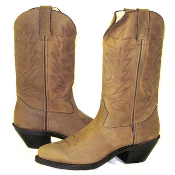 Durango RD4112 Western Classic - Brown Distressed Leather