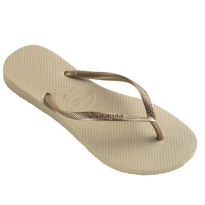 Havaianas Slim - Light Golden