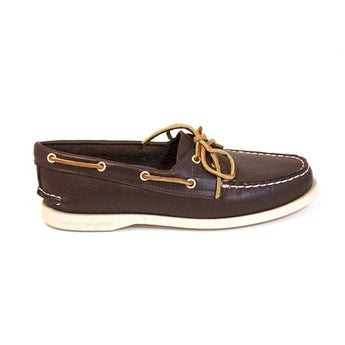 Sperry Top-Sider A/O 2-Eye - Brown Leather