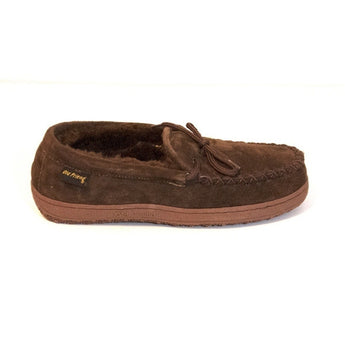Old Friend Loafer Moccasin - Dark Brown