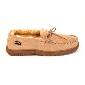 Old Friend Loafer Moccasin - Chestnut