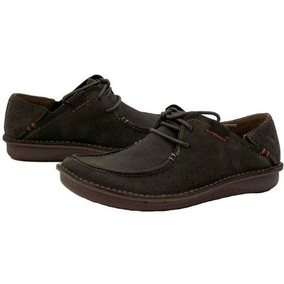 Unliverpool - Brown Moc Toe Oxford