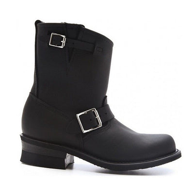 Frye Boot Engineer 8R - Black Boot