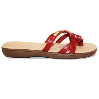 Bass Sharon - Cinnamon Leather Sandal